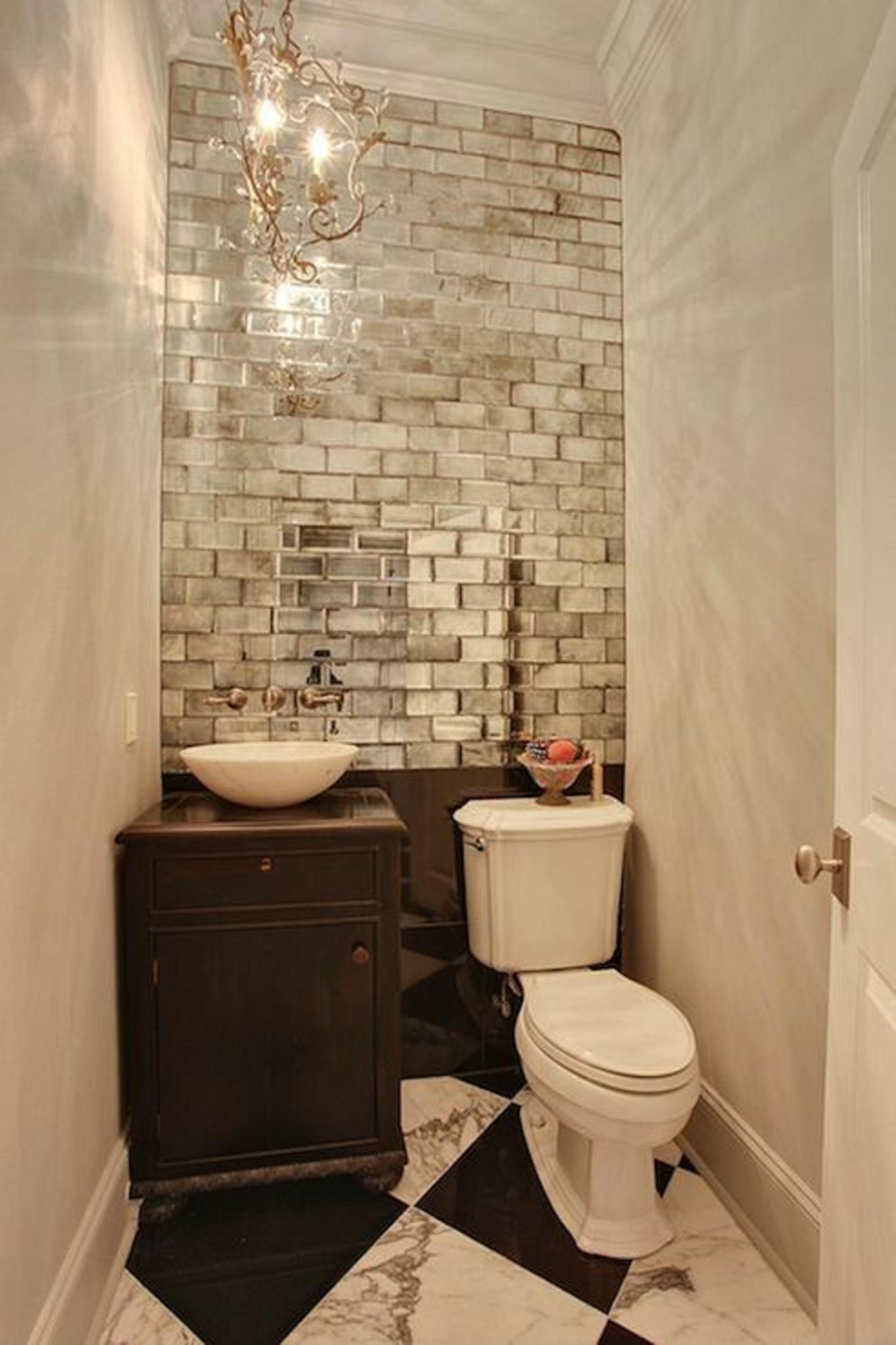 Casa De Banho Pequena Sem Problema