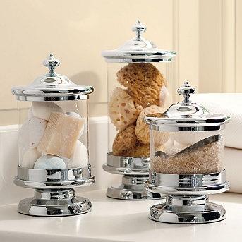 Bathroom Apothecary Jar Ideas Sabonetes Para Decorar E Oferecer