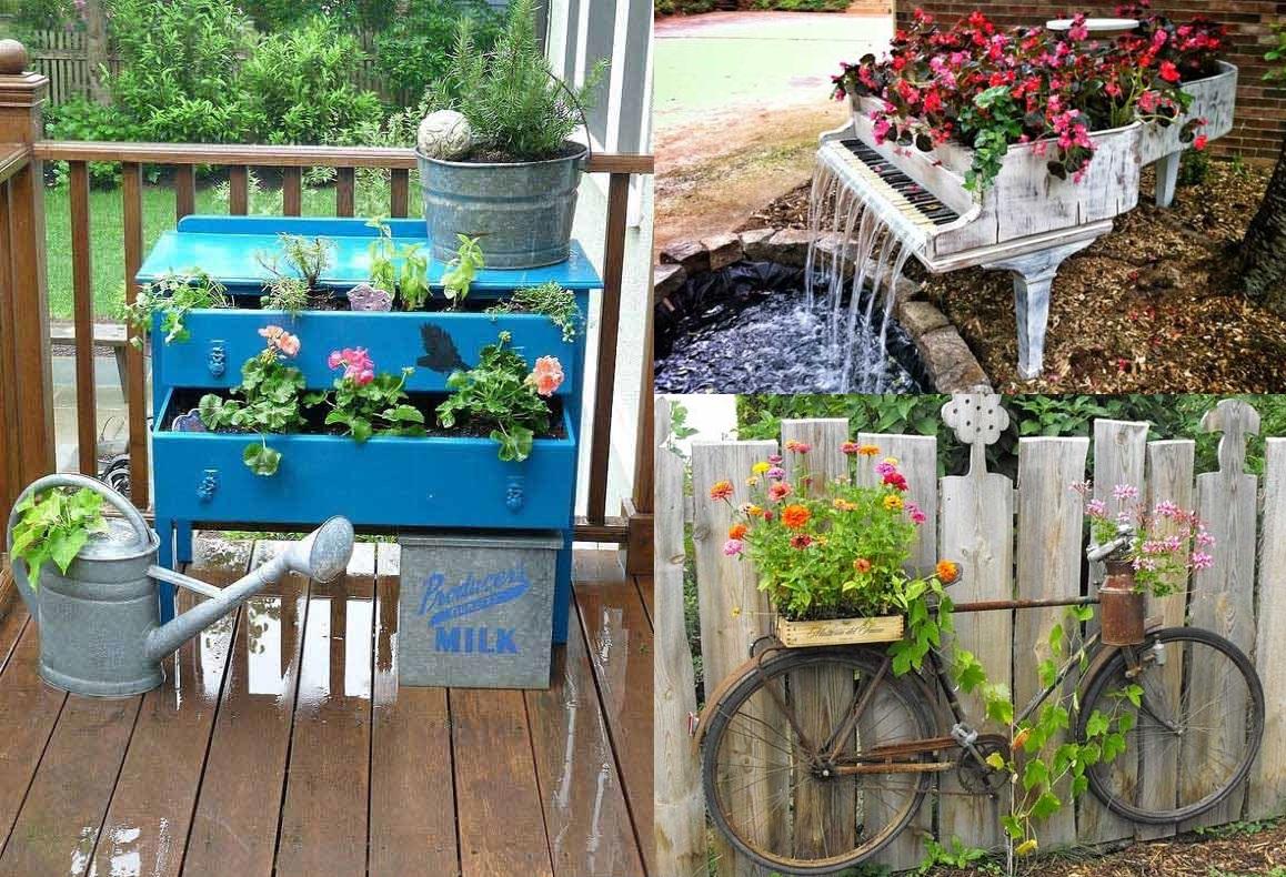 Ideias para Jardins com Flores Espaço Decoração #0A7BB8 1158x790