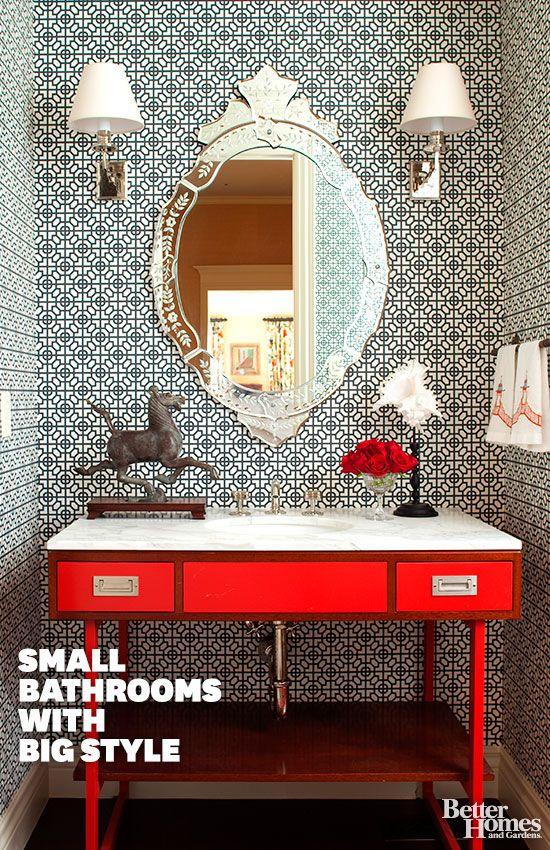 Dá cor ao teu quarto de banho!